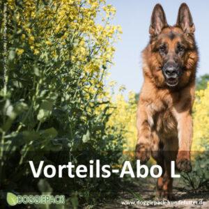 Barf Abo aus der Doggiepack Hundefutter Manufakture