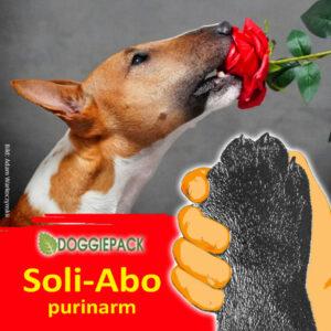 Purinarmes Hundefutter Solidaritäts-Abo