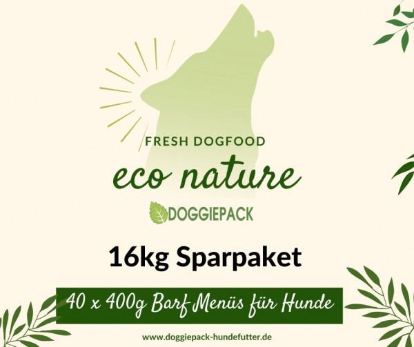 16kg eco nature Barf Menüs