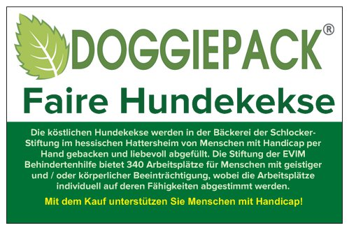 Hundekekse Möhrenleckerchen – Aus fairer Produktion