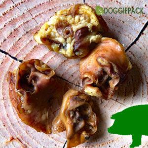 Schweineohr-Muscheln natur